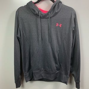 Under armour Hoodie sweatshirt women's large
